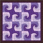 Whirlpool pattern by Linley's Designs